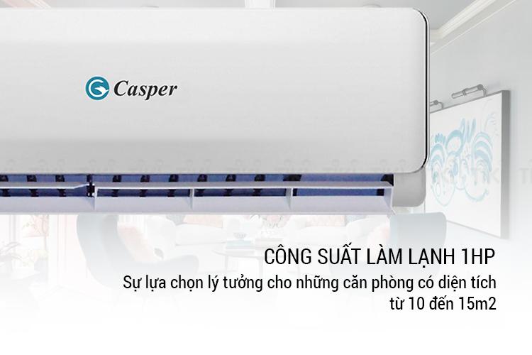 Máy Lạnh Casper EC-09TL22 (1.0HP)