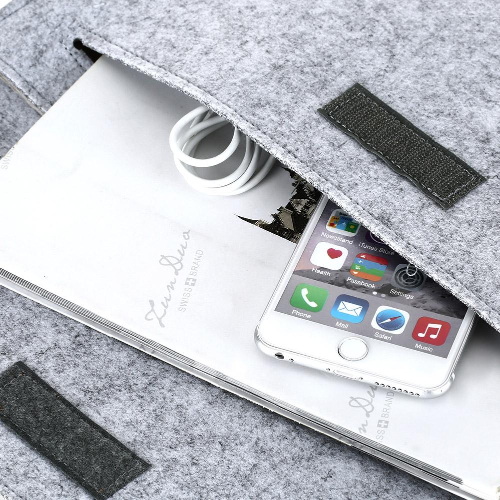 Túi Da Nỉ Bảo Vệ Macbook 13