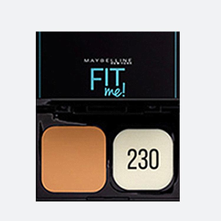 Phấn Nền Maybelline Fit Me Skin-Fit Powder Foundation 9gr Siêu Mịn Màng PM714 4