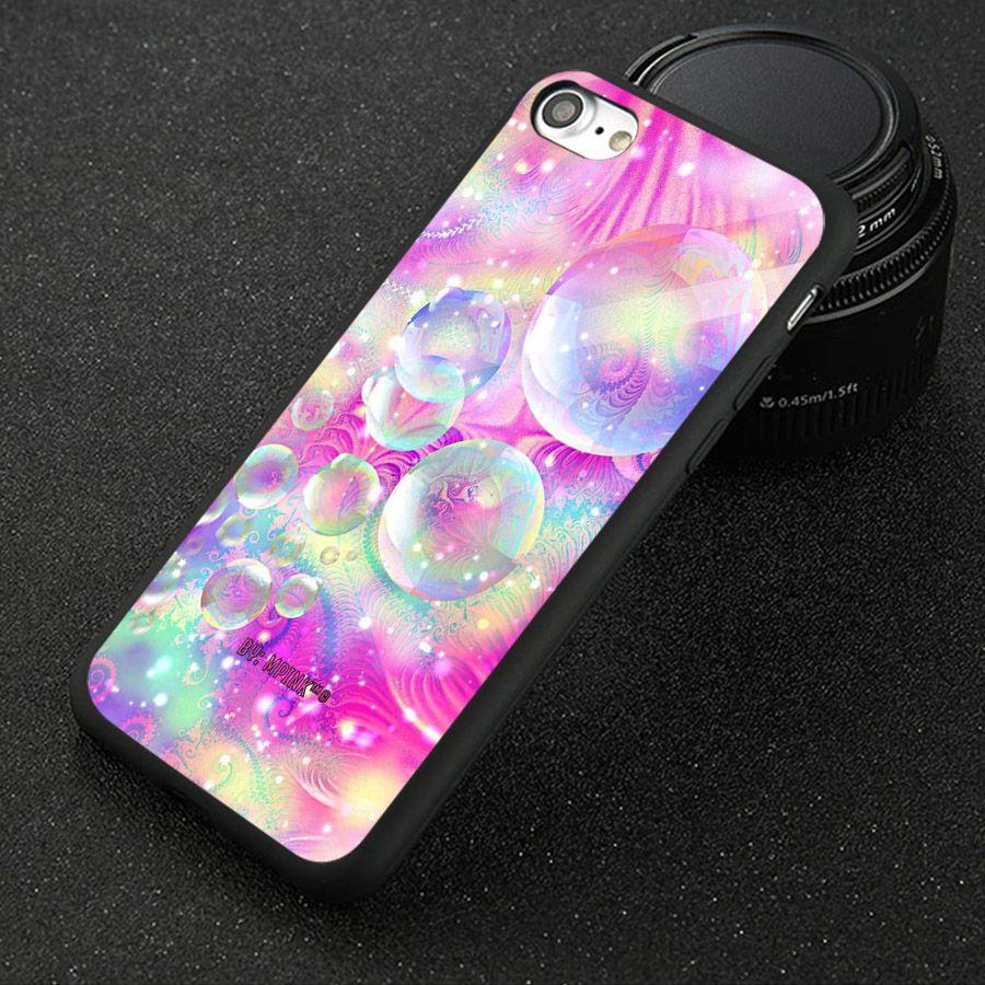 Ốp điện thoại kính cường lực cho máy iPhone 5/5s/se - Lung Linh Sắc Màu MS LLSM009
