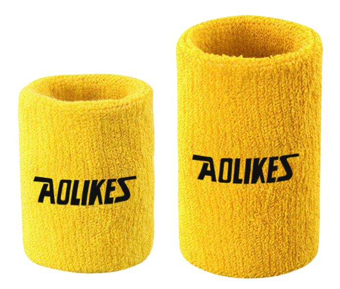 Băng cổ tay thấm mồ hôi cao cấp Aolikes - Tom Sport 9