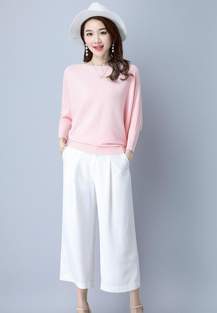 Áo len nữ cánh dơi thời trang Hàn Quốc 6