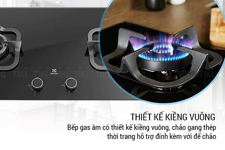 Bếp Gas Âm Electrolux EGT7828CK (78cm)