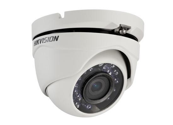 Camera HD-TVI Dome Hồng Ngoại 1MP HIKvision DS-2CE56C0T-IRM - Hàng Chính Hãng