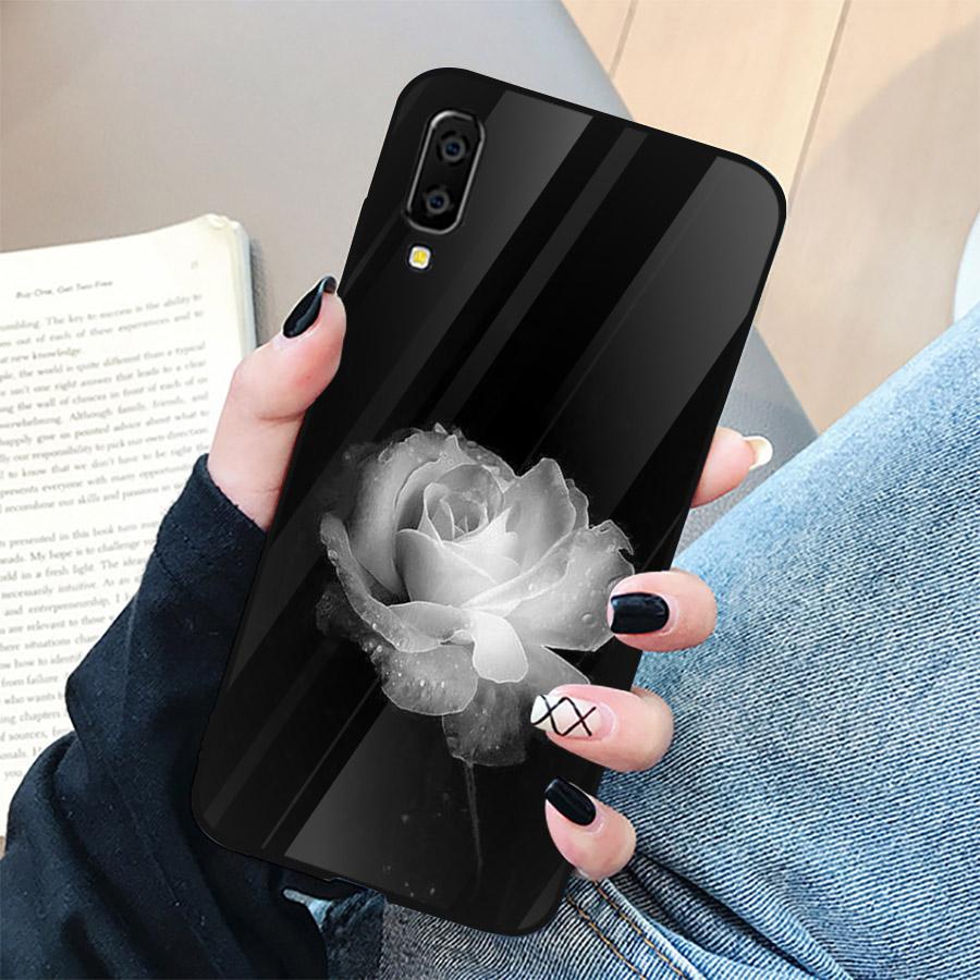 Ốp điện thoại dành cho máy Samsung Galaxy A70 - Đủ nắng thì hoa nở MS DNTHN013