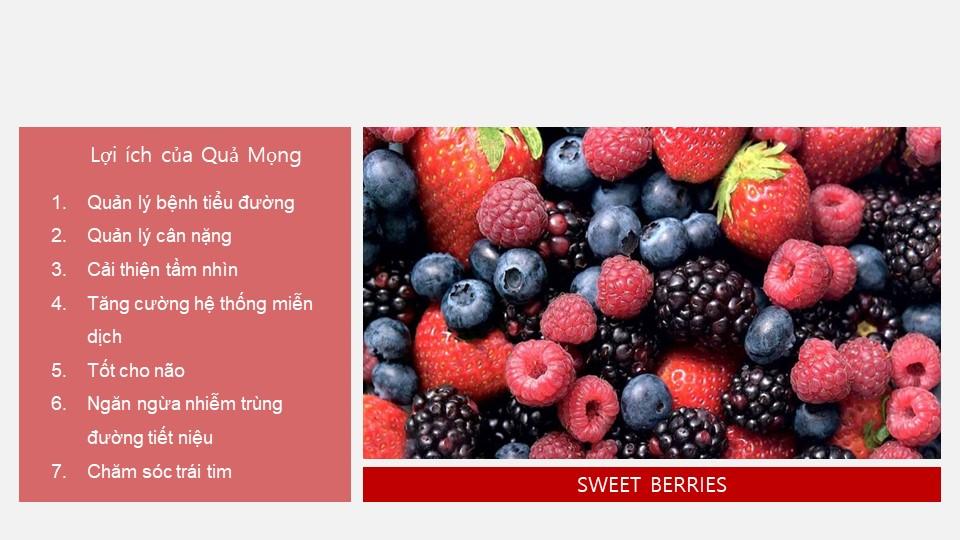 Nước Hồng Sâm Quả Mọng Cung Cấp Collagen Và Vitamin Berry Red Ginseng Plus 360g (12g x 30 gói) Hàng Nhập Khẩu Cao Cấp 4