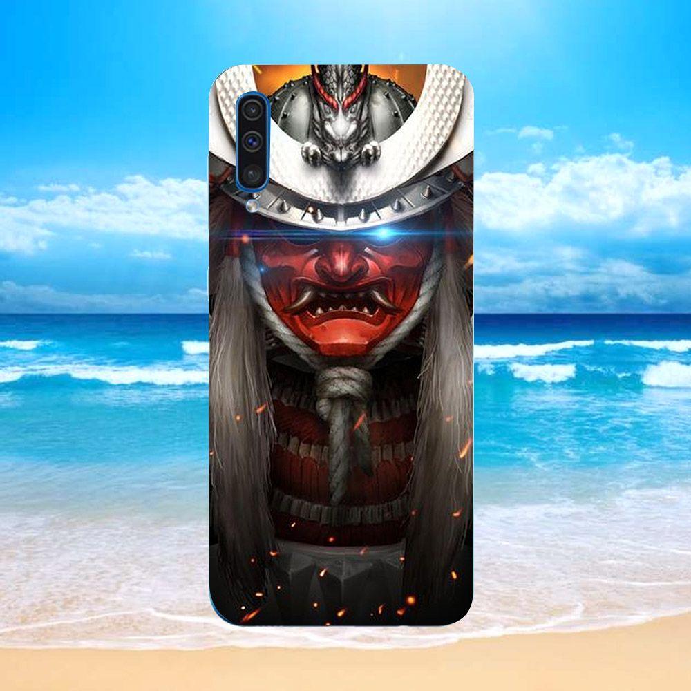 Ốp điện thoại Samsung Galaxy A7 2018/A750 - kiếm sĩ MS KS015