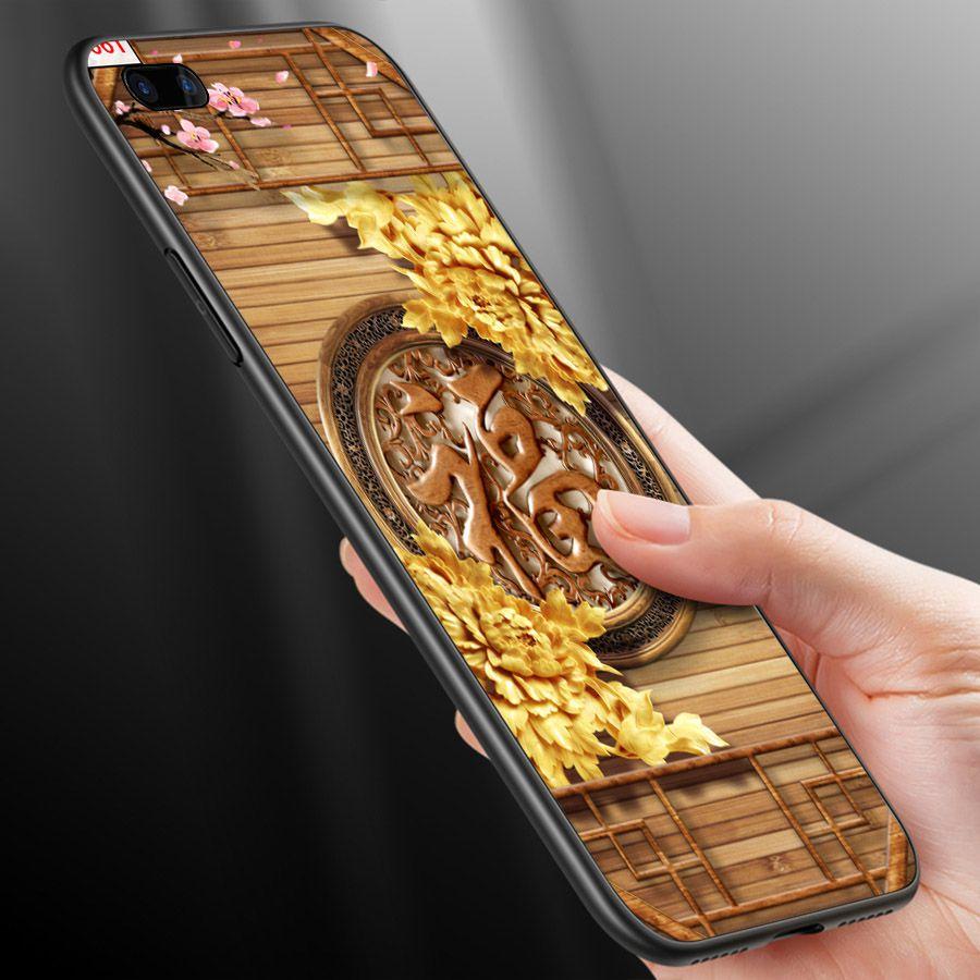 Ốp lưng điện thoại Oppo A5/A3s - R11 - hình Điêu Khắc MS DKHAC001