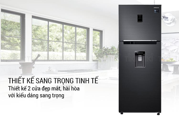 Tủ Lạnh Inverter Samsung RT35K5982BS/SV (362L)