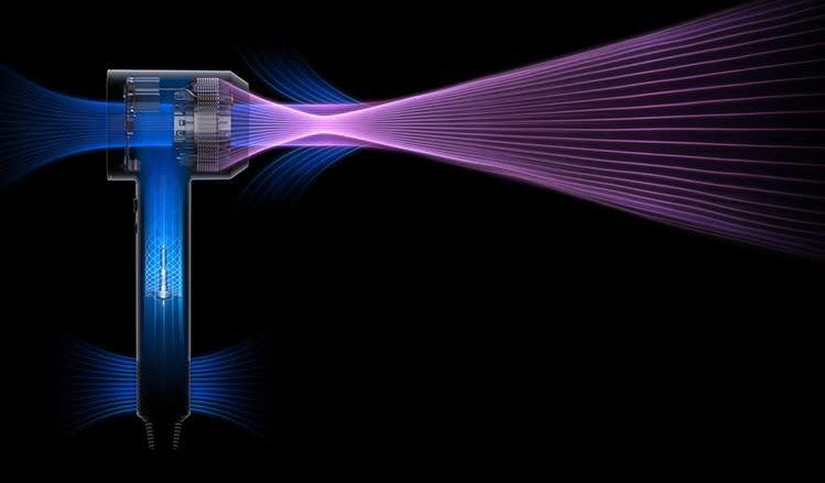 Máy Sấy Tóc Dyson HD01