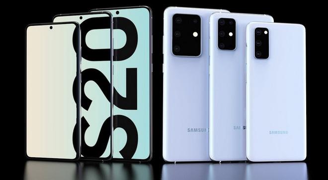 Điện Thoại Samsung Galaxy S20 (128GB/8GB) - Hàng Chính Hãng