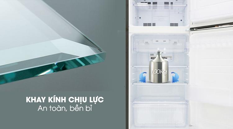 Tủ Lạnh Inverter Sharp SJ-X196E-SL (165L) - Hàng Chính Hãng