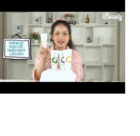 Sữa rửa mặt trắng da sạch nhờn ngọc trai ISK PEARL Hàn quốc 100ml Hộp Kèm 1 nơ xinh 6