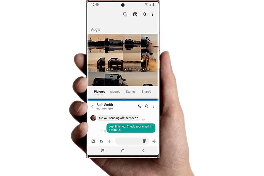 Điện Thoại Samsung Galaxy Note 20 (256GB/8GB) - Hàng Chính Hãng