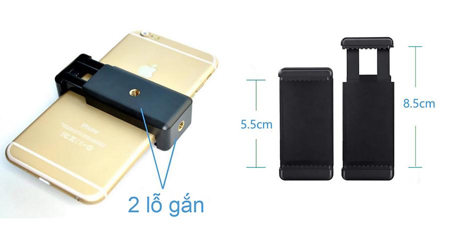 tripod giá đỡ điện thoại, máy ảnh gọn nhẹ giá rẻ - phukienmini.vn