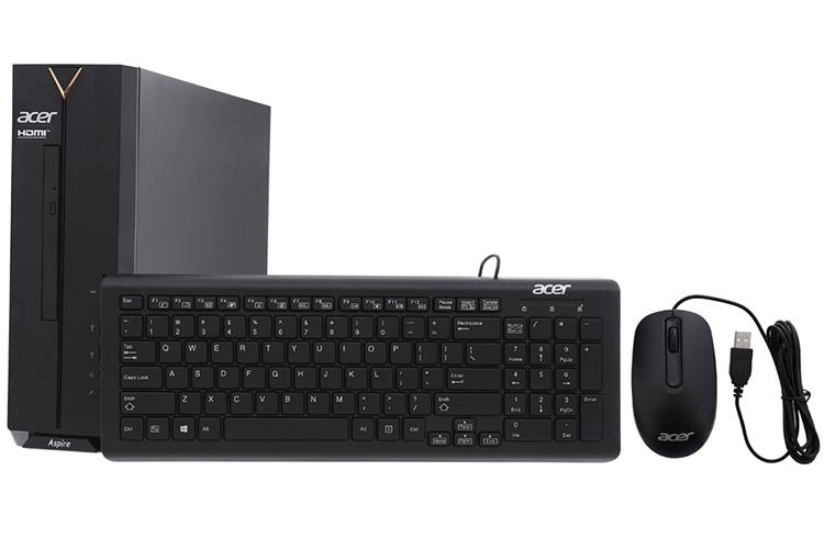 PC Acer AS XC-885 DT.BAQSV.002 Core i5-8400/4GB/1TB HDD/Dos - Hàng Chính Hãng