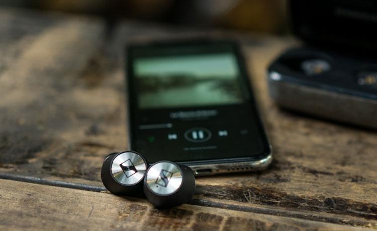 Tai nghe Sennheiser Momentum True Wireless Bluetooth - chính hãng