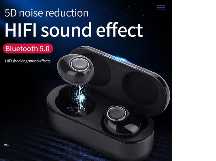 Tai nghe bluetooth 5.0 không dây K15