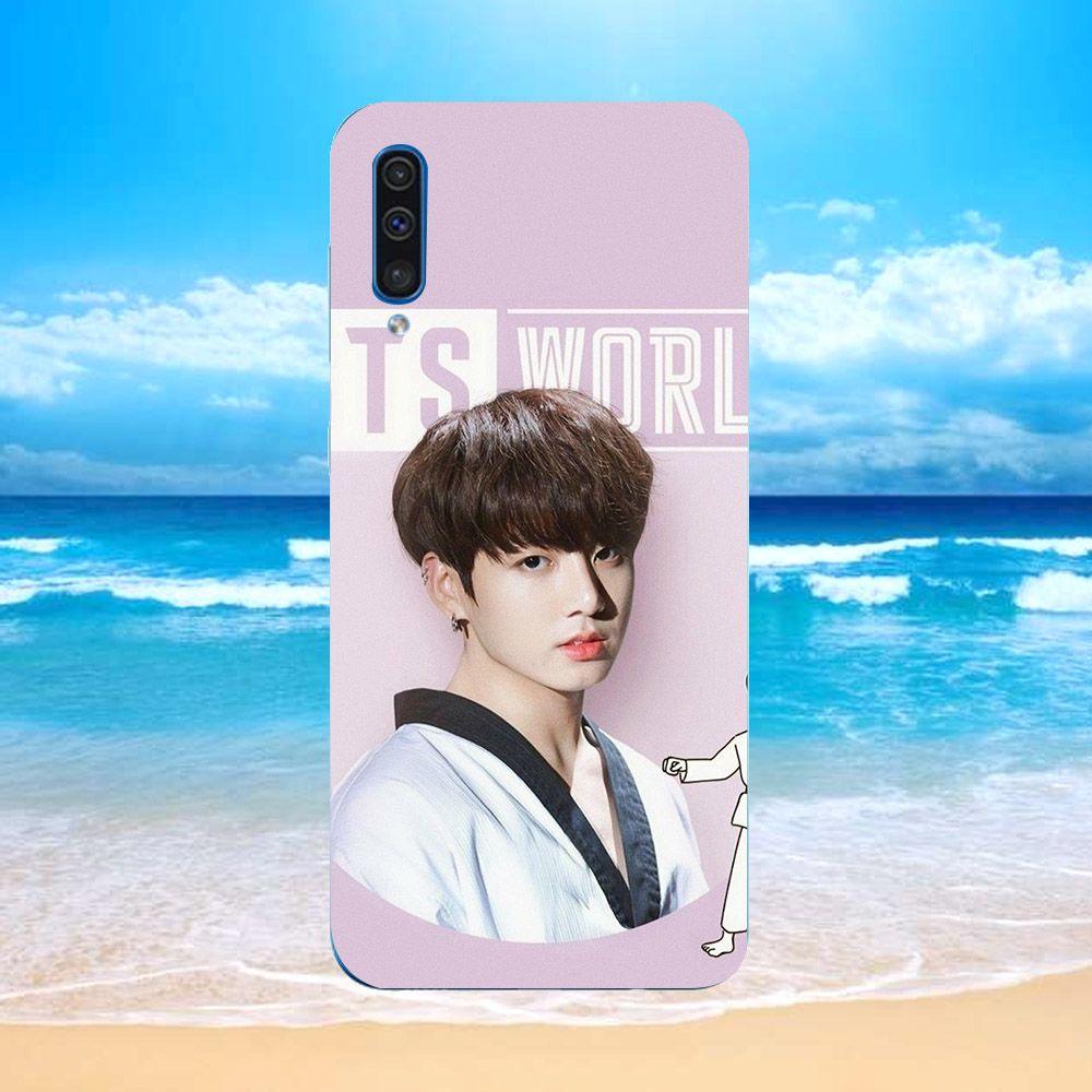 Ốp điện thoại Samsung Galaxy A7 2018/A750 - bts MS BTSND1066