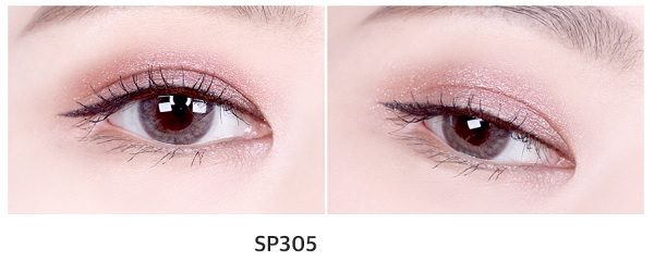 Phấn Mắt Nhũ Lime Color & Eyes Single Shadow 1.4g 15