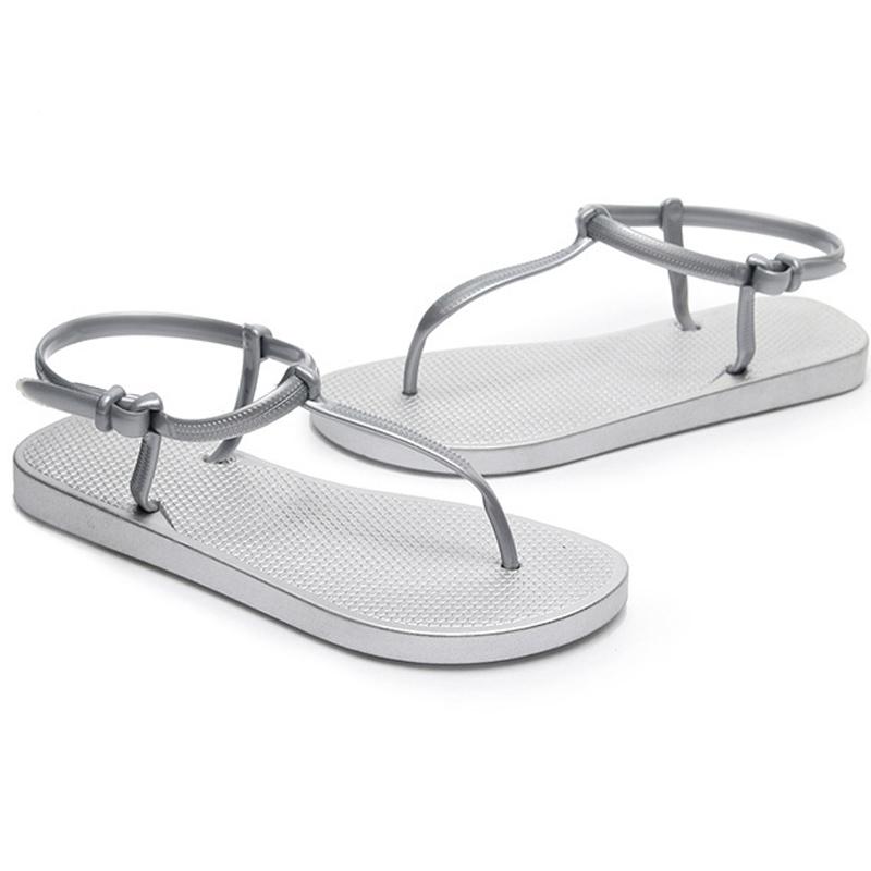 Giày sandal nữ ,thiết kế dây gài độc đáo 9600413 7