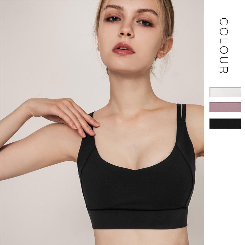 Áo Bra thể thao nữ, áo tập Gym Yoga mềm mịn, có đệm, kiểu áo lót mỏng mã WX-042 12