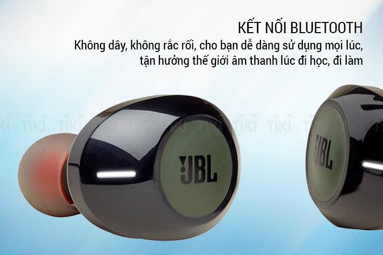 Tai Nghe True Wireless JBL Tune 120 TWS - Hàng Chính Hãng