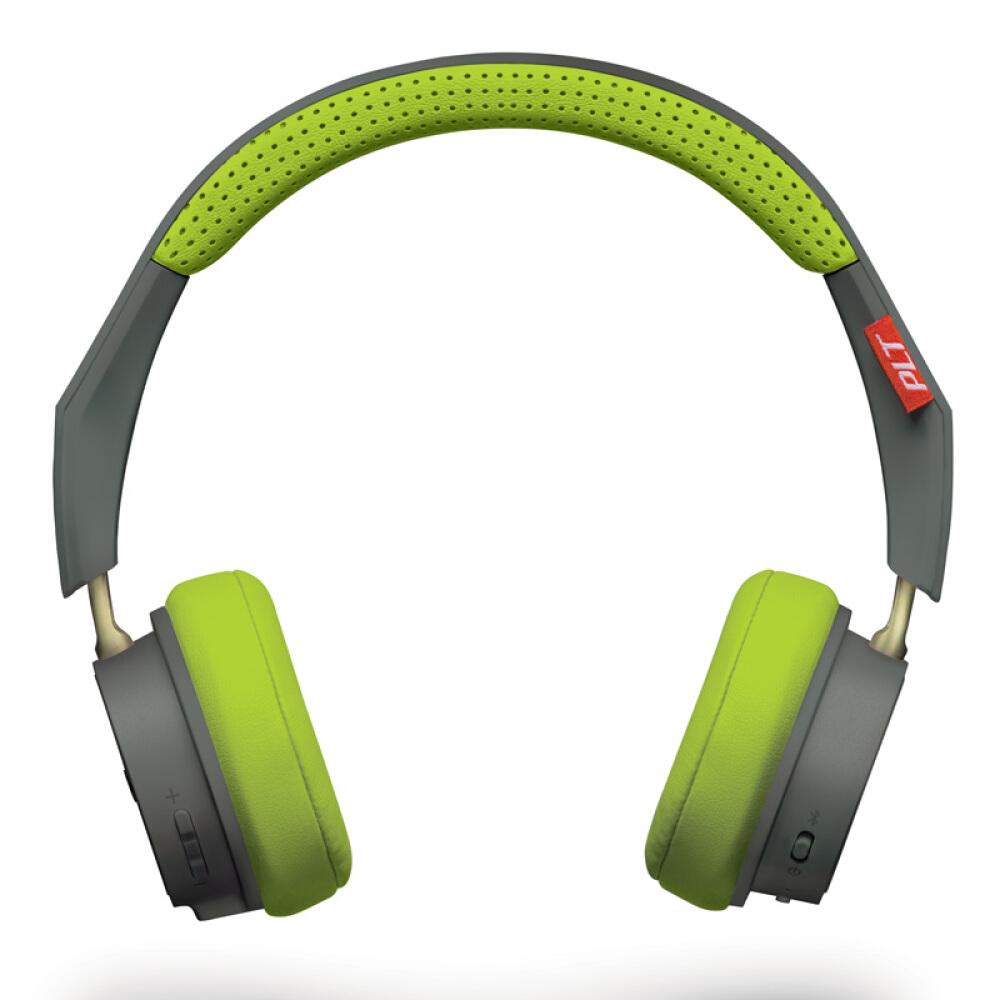 Plant BackBeat 505 Wireless Stereo Bluetooth Headset Music Headset Bluetooth 4.1 Universal Headset Gray Green