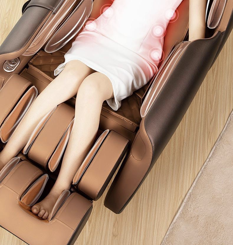 NHIỆT HÔNG CỦA Ghế massage toàn thân 4D KS 669